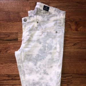 AG JEANS THE LEGGING ANKLE SIZE 27 **brand new**